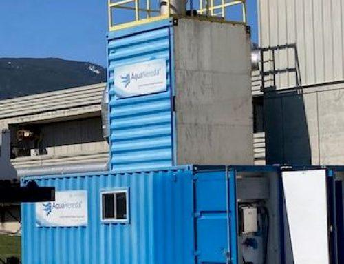 Pilot Project – Salmon Arm WWTP – AquaNereda®
