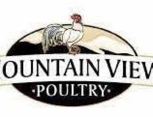 Project Completion – Mountain View Poultry