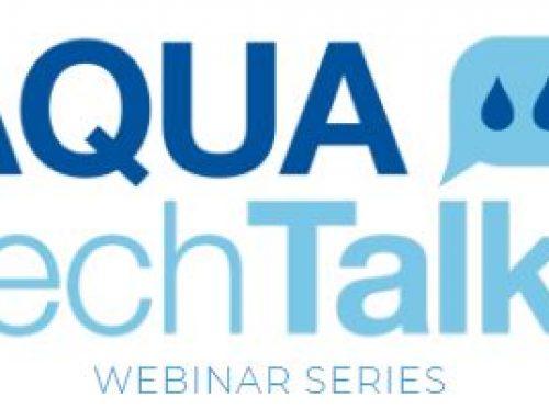 Webinar Announcement – Aqua TechTalk Webinar Series